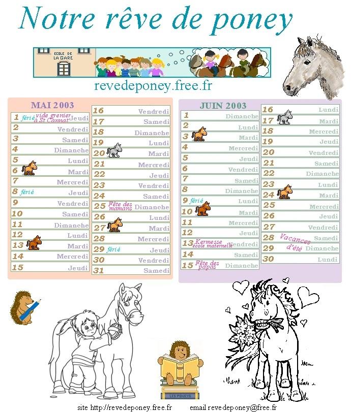 Populaire Projet pédagogique en classe maternelle autour des poneys CK69